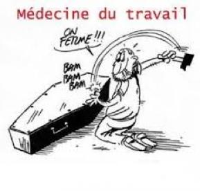 médecinedutravail